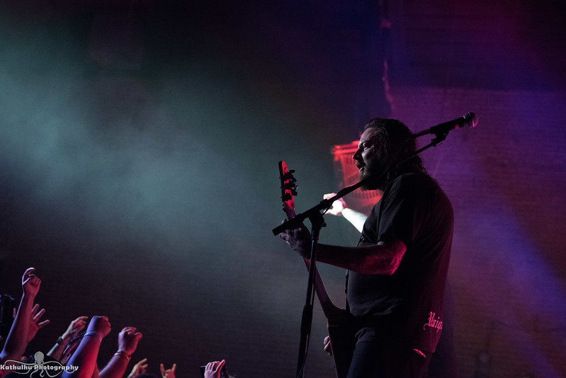 The Black Dahlia Murder (w/ After The Burial, Rivers of Nihil, Carnifex, and Undeath) @ The Nile Theater (Mesa, AZ) on September 22, 2021