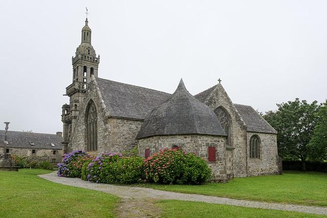 La chapelle de Sainte Marie du Menez Hom