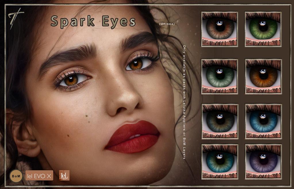 Tville – Spark Eyes