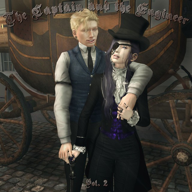 23. The Captain and The Engineer: Volume 2