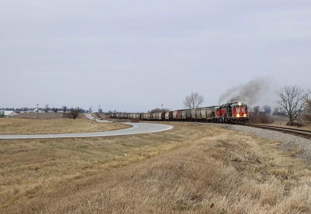 CN Interchange Bound