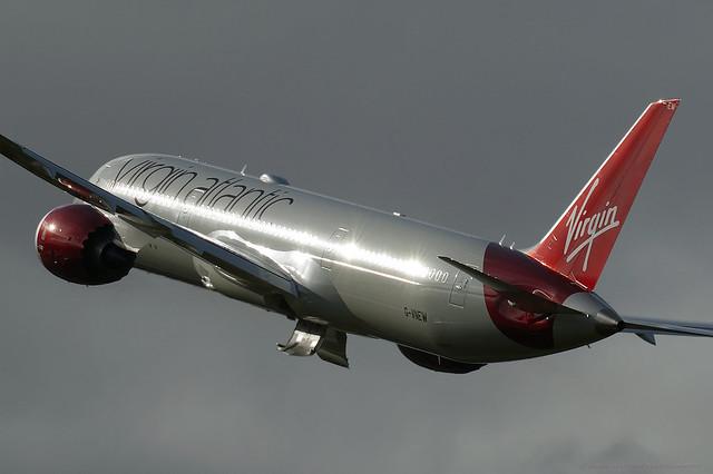 G-VNEW Virgin Atlantic - Boeing 787-9 Dreamliner