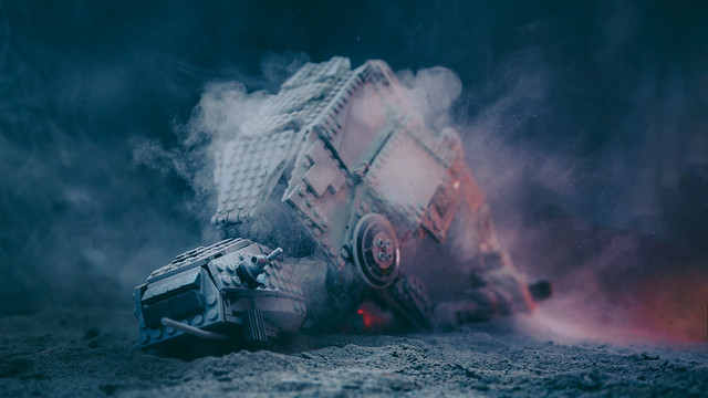 AT-AT III - The Aftermath