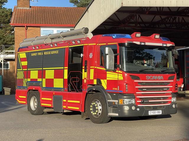 Surrey Fire & Rescue Service