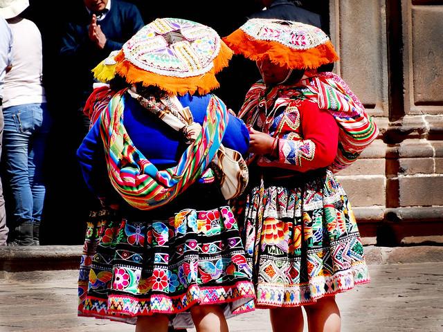 Travel to Cusco Peru