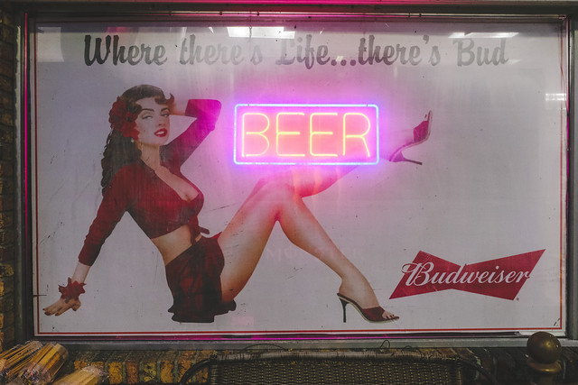 Where's there's Life . . . there's Bud