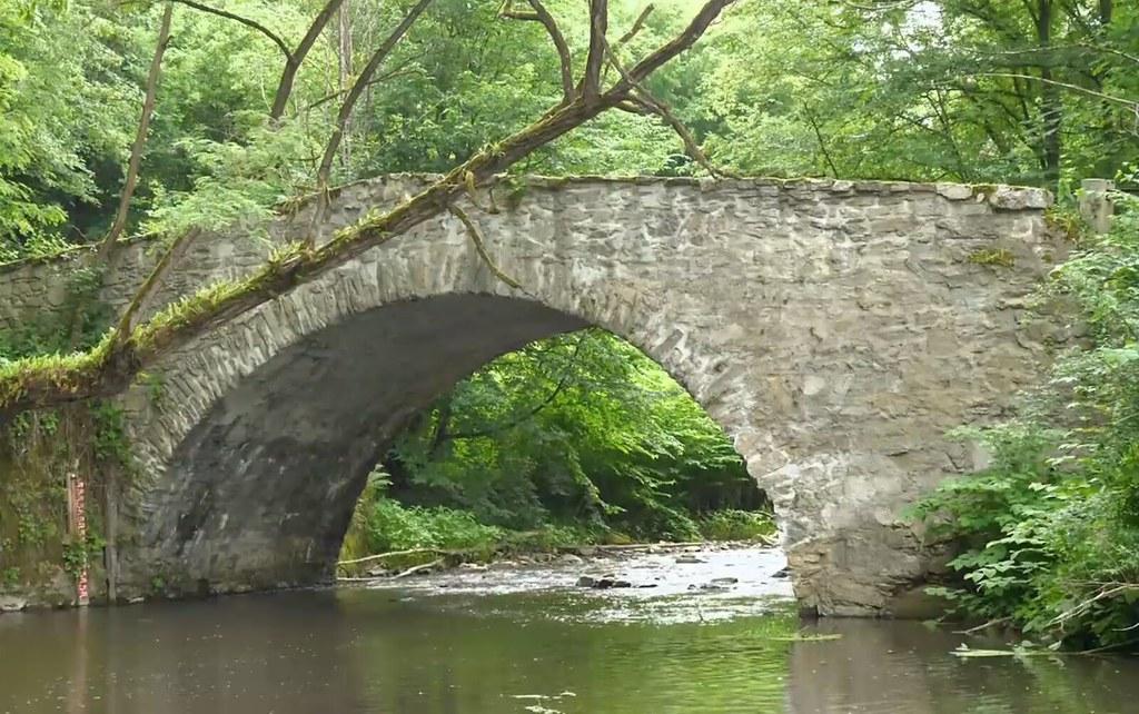 Old Bridge-Switzerland