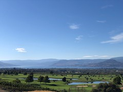 Harvest Golf Course pano