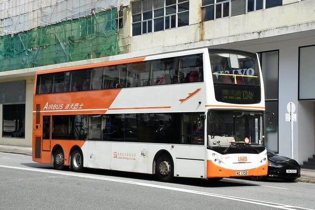 Long Win Bus 8431 NZ1753