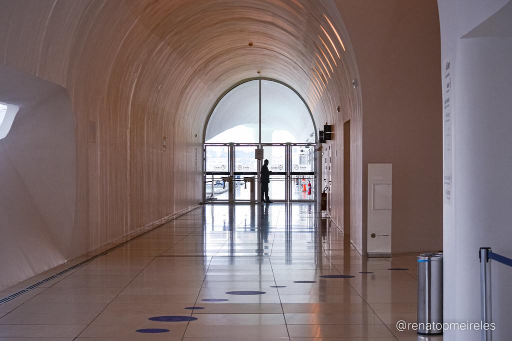 Museum of Tomorrow, in Rio de Janeiro - RJ, Brazil