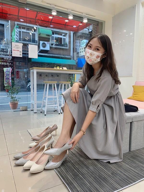 新竹新娘鞋試穿