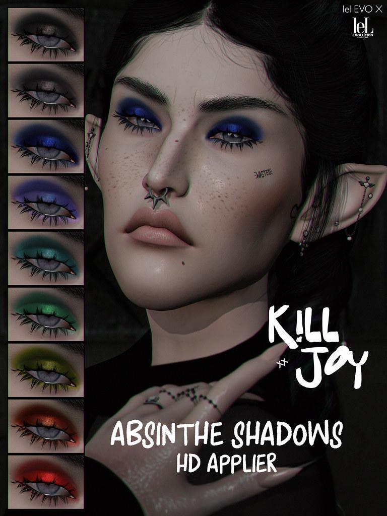 KILLJOY Absinthe Shadows.