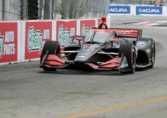 Will Power gassing it