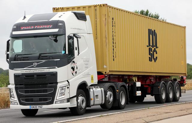 World Freight - GN 20 YNZ
