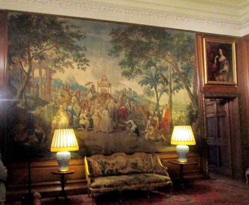 Palace of Holyroodhouse,Tapestry , Edinburgh