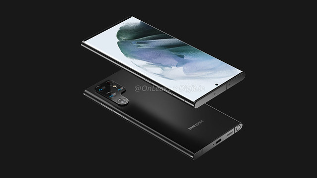 Ini Gambaran Awal Samsung Galaxy S22 Ultra, Mirip Galaxy Note