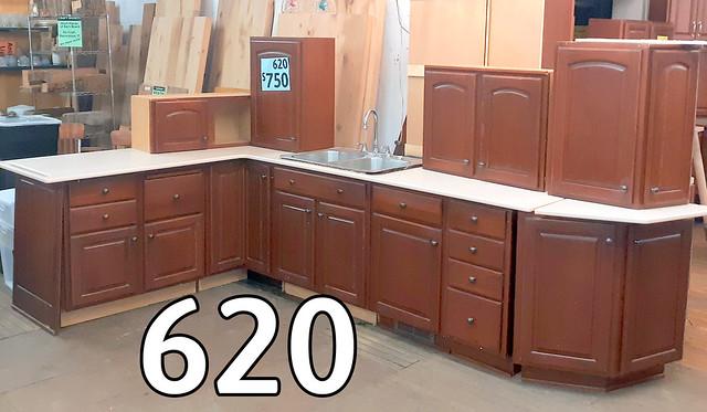 Cabinet Set 620