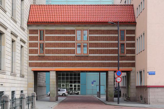 Rotterdam - Police Station