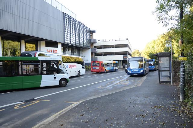Stroud Merrywalks Buses