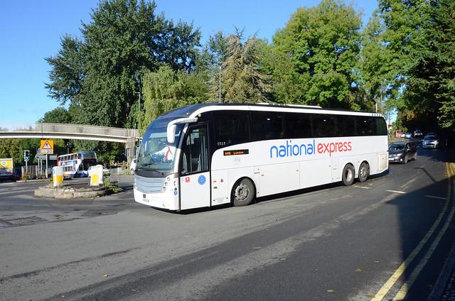 National Express BU18 OSW, Stroud