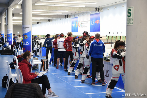 Championnat du monde ISSF Junior - Lima 2021