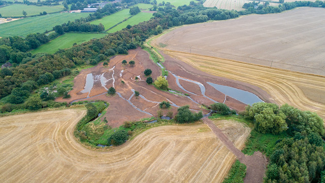 River Mease and Gilwiskaw Brook Wetland Project