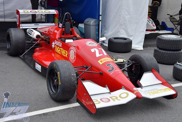Dallara-Alfa Romeo F392, 2021 MSVR Club Car Championships, Monoposto Championship, Donington Park, 19th September