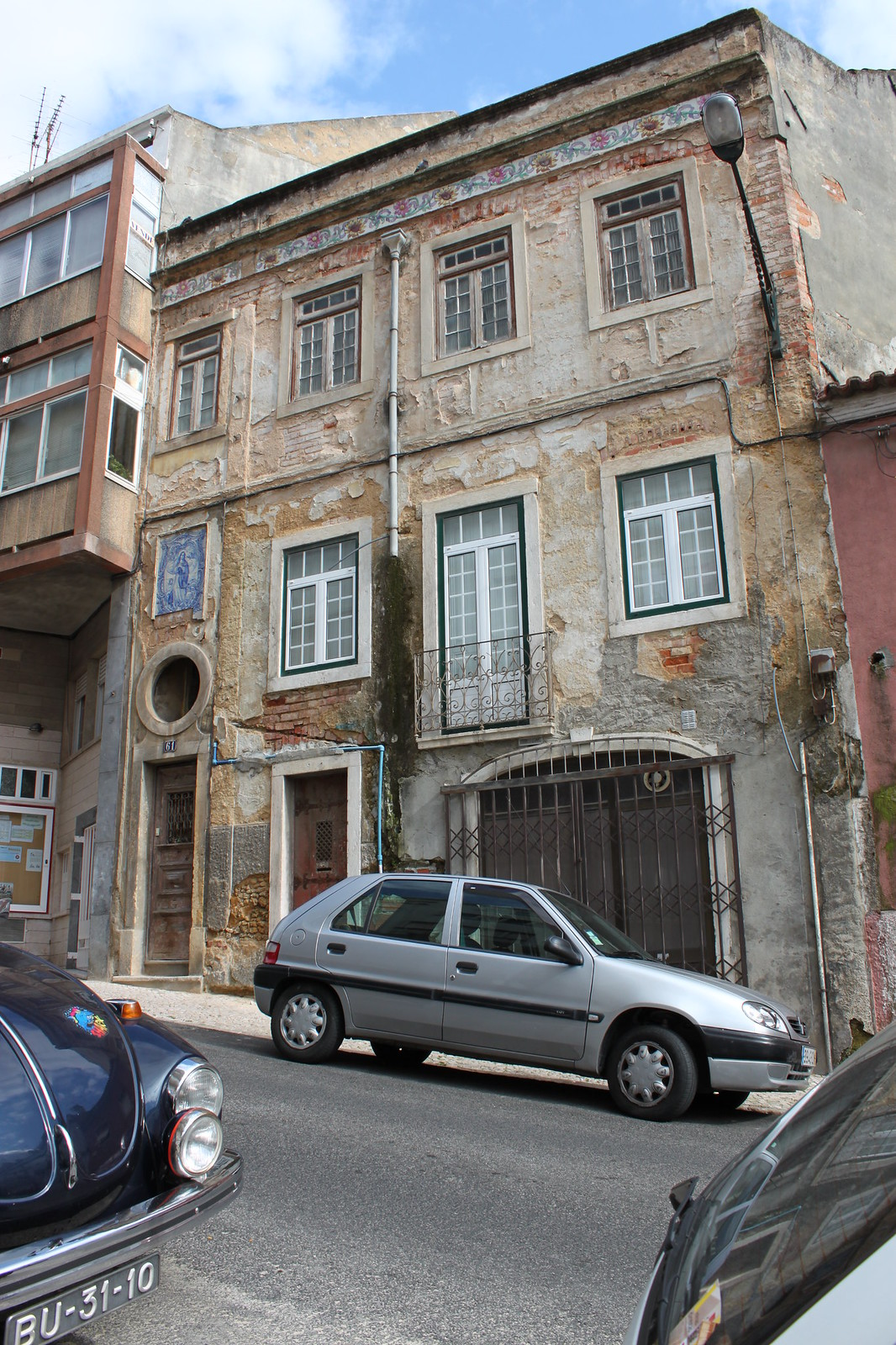 Rua Marques da Silva, 61, Lisboa (N.º 762, II.ª série — © 2010)