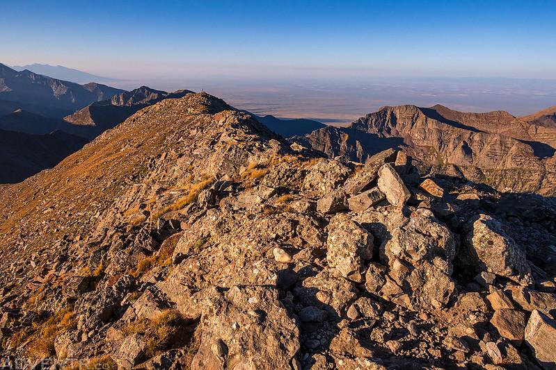 Rito Alto Peak Summit