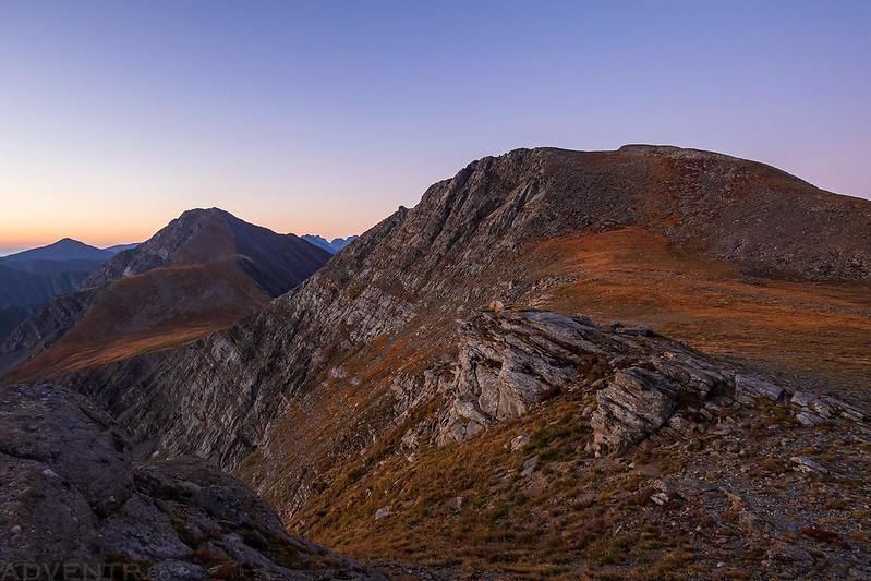 Hermit Peak Morning