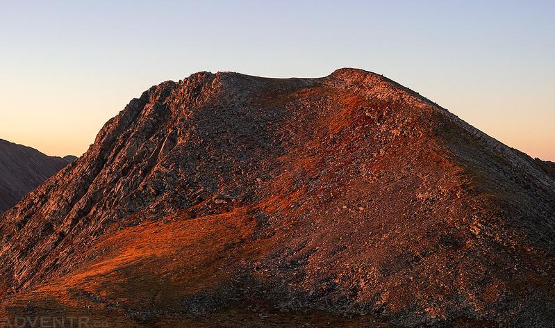 Hermit Peak Sunrise