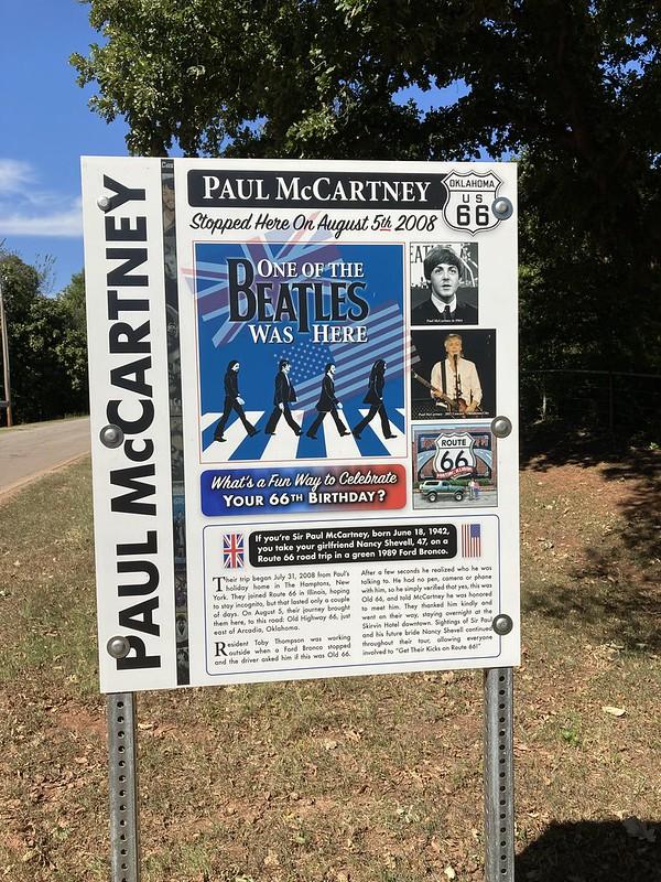 Paul McCartney Sighting