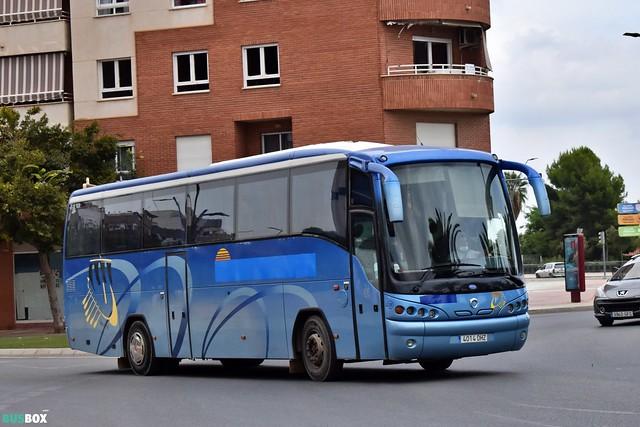 Andecar Viana S Irisbus Prestaciones Agrícolas Hispasur