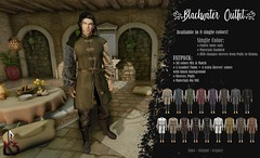 //RED// Blackwater Outfit