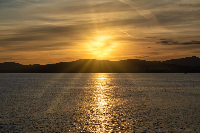 Amazing sunset in French Riviera - Saint-Raphael -  -3D0A8914-Modifier