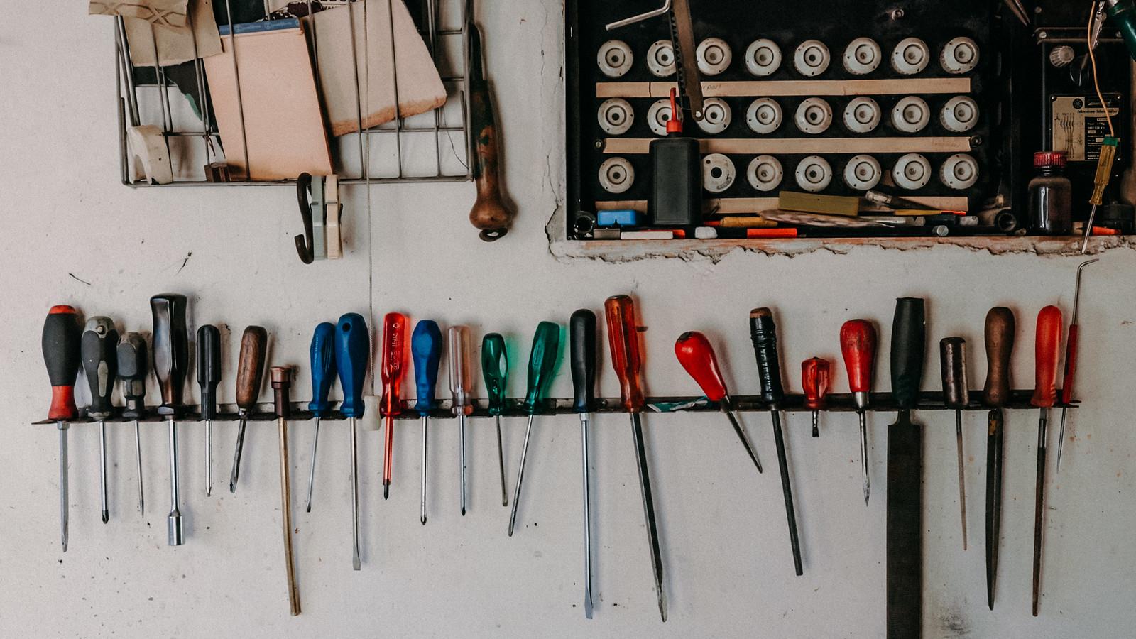 Vespa Werkstatt Toller Roller