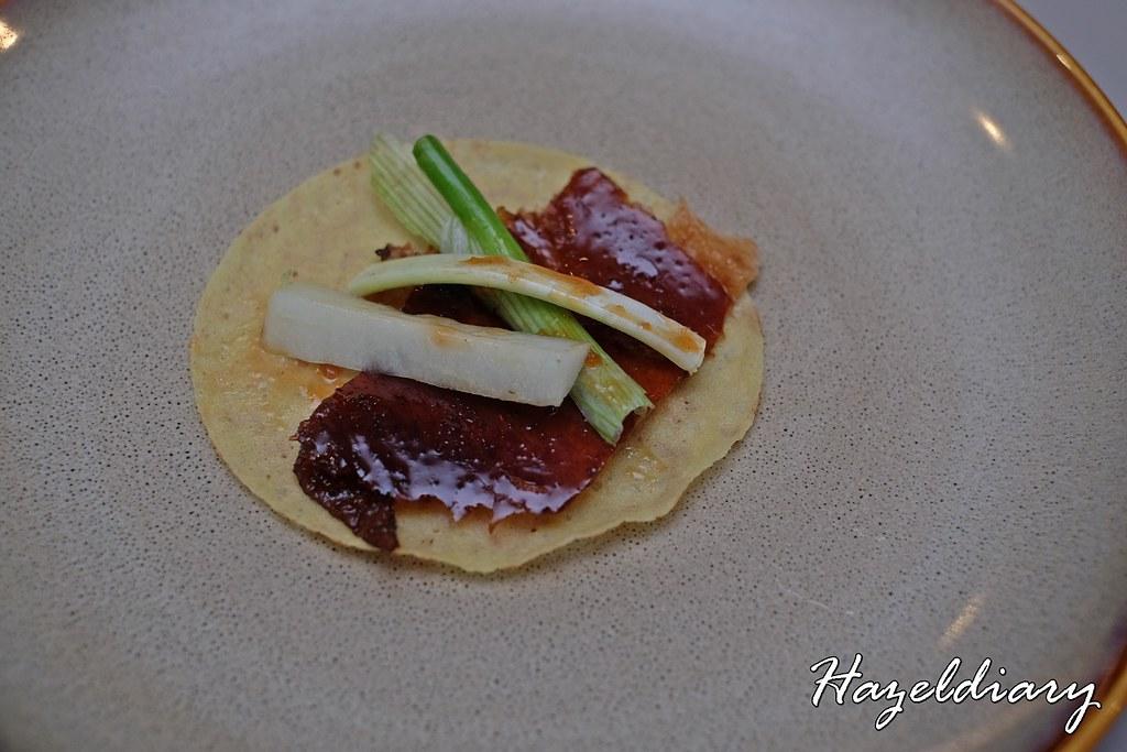 Jia Wei Chinese Restaurant Grand Mercury Roxy-Peking Duck