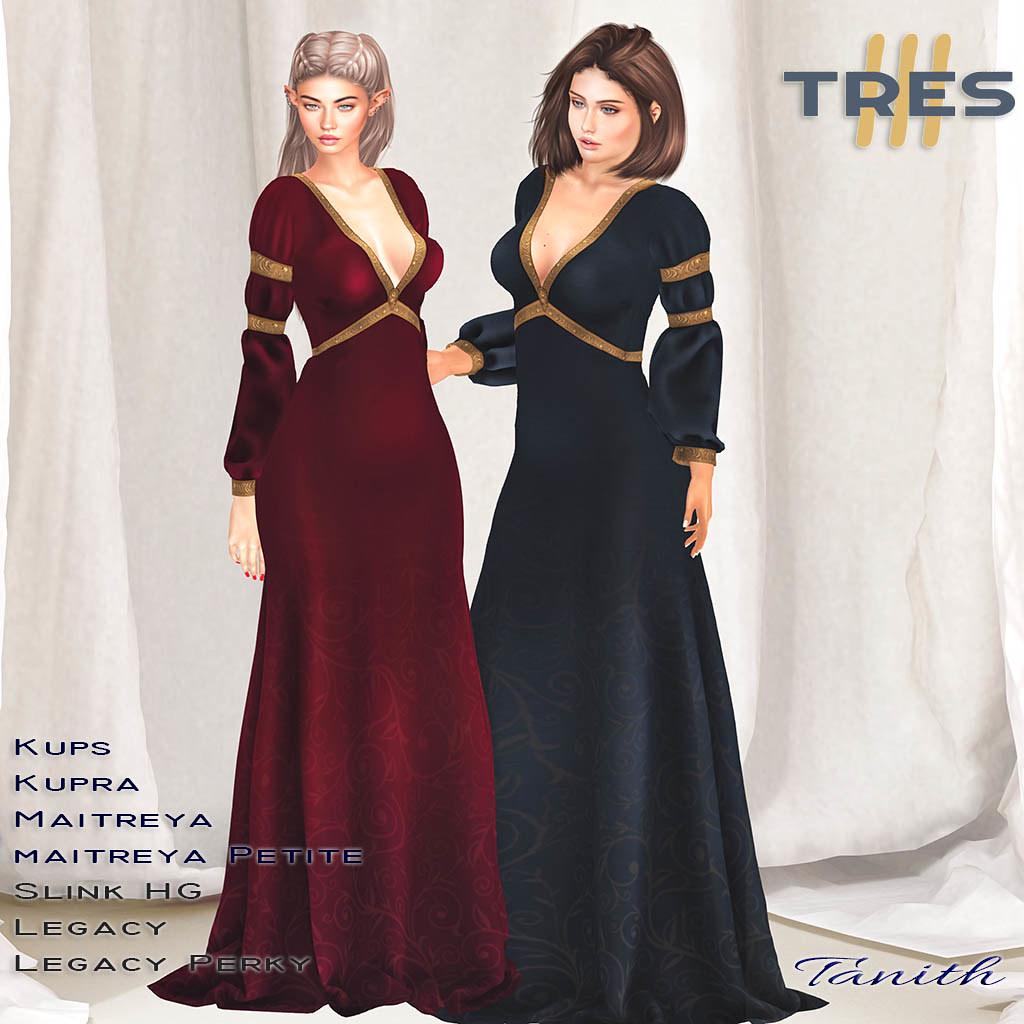 TRES – Tanith