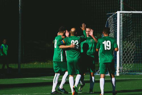 B-tím: FKM Stupava - PŠC Pezinok (09/2021)