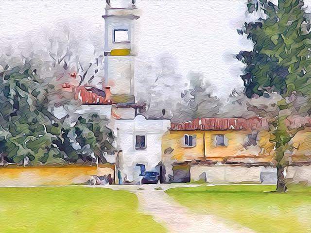 Villa Mirabello nel Parco di Monza
