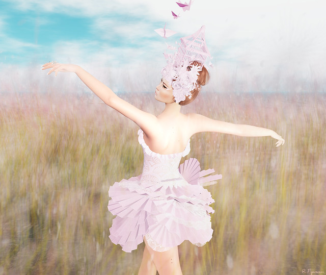 🌸✨►If I could fly ...◄﹌🌸✨