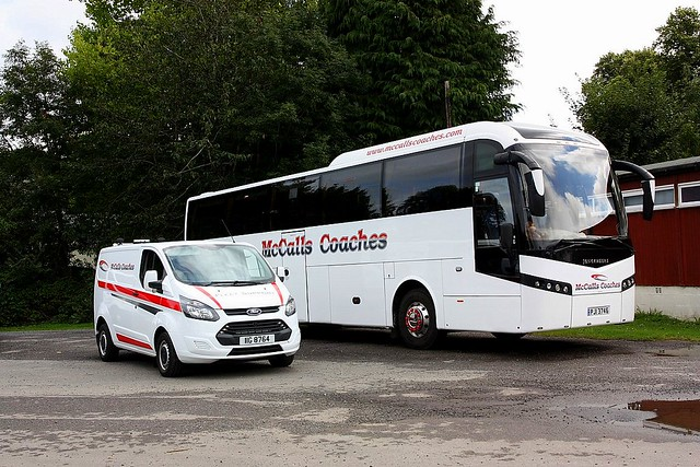 McCalls Coaches with back up