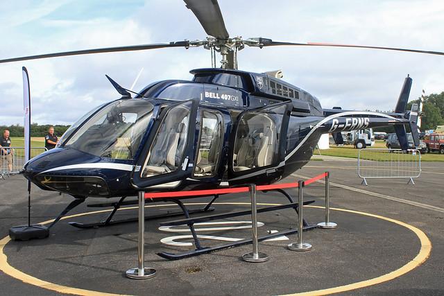 G-FRNS : Bell 407