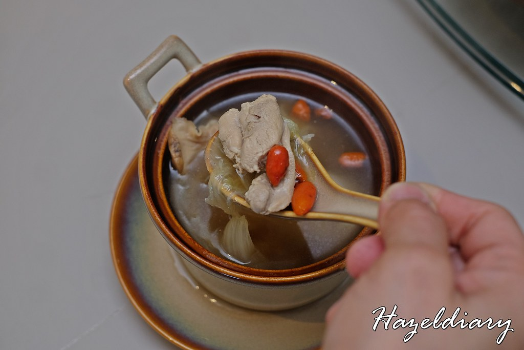 Jia Wei Chinese Restaurant-Double boiled soup