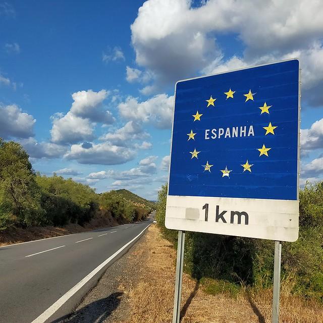 Frontera Portugal España
