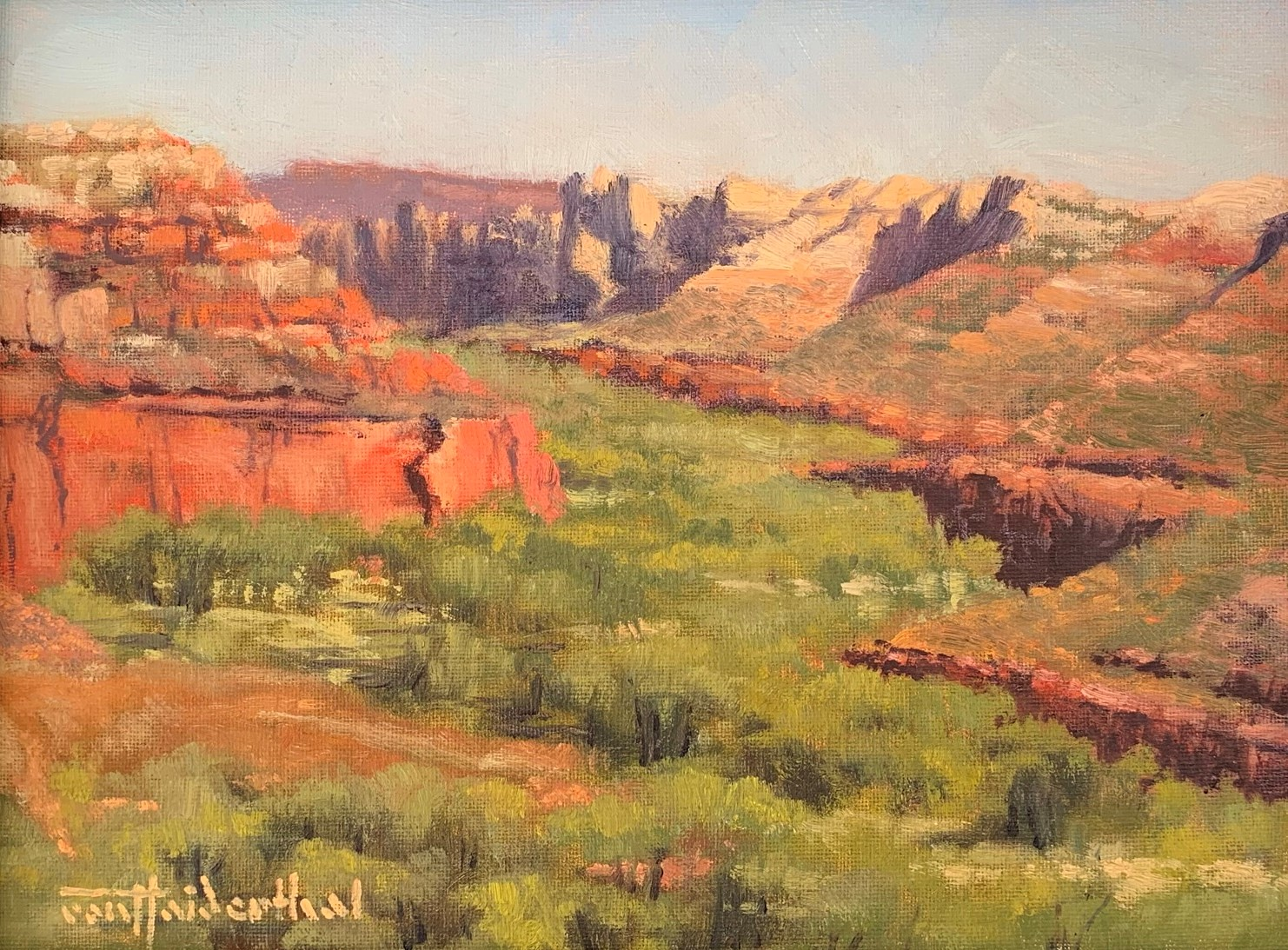 2021 Grand Staircase-Escalante National Monument Artist in Residence