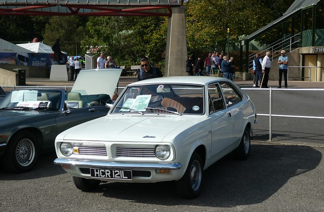 Morris Marina 1.3 Coupé (1972)