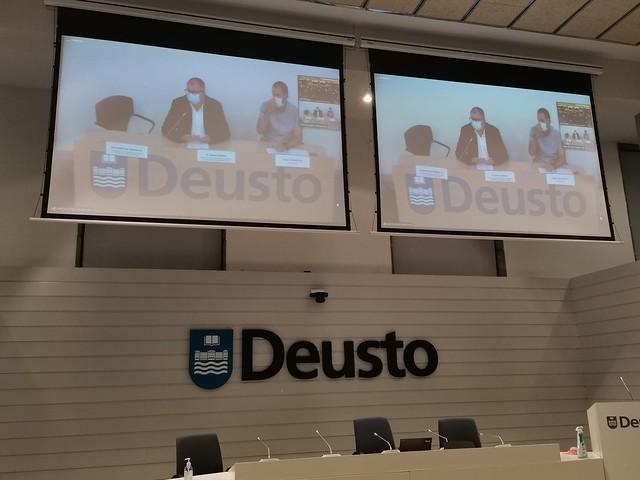 27/09/2021 - Deusto celebra el Día Internacional del Turismo con una jornada sobre turismo regenerativo