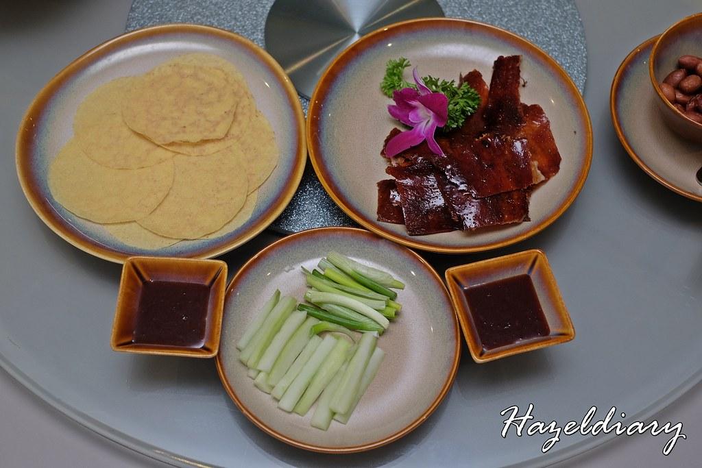Jia Wei Chinese Restaurant Grand Mercury Roxy-Peking Duck Half