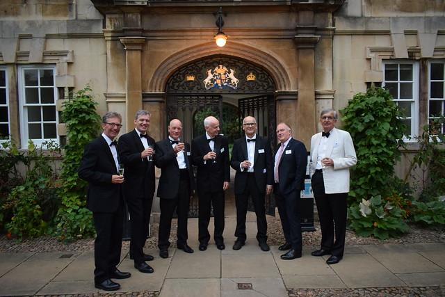 25 September Alumni Reunion Dinner